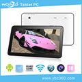 China nova chegada quente andróides 10.1 bluetooth wifi tablet pc