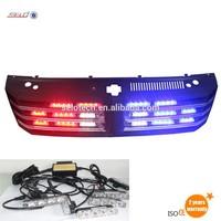 Amber Led Strobe Light Led Exterior Headlight For Vehicle (XD1021)