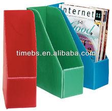 PP corrugated plastic a4 size box files