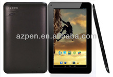 7'' Dual Core A23 Cortex A7 1.5 GHz Google Android 4.2 JB Azpen tablet laptops