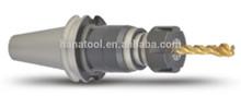 CAT50-ETR16 Floating tapper chuck cnc Tool Holder