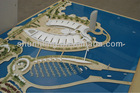 scale model autocad drawings service for Sea Island Resort