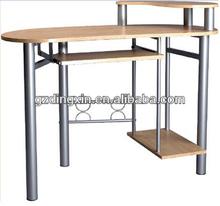 Modern Computer Desk Metal Leg Frame With Low Price PC Computer Desk (DX-415)