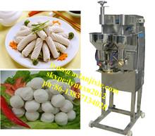meatball making machine /automatic Fish meat ball forming machine