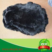 China wholesale genuine rex rabbit fur plate