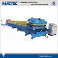 usado máquinas de sarjeta para venda roll dá forma à máquina