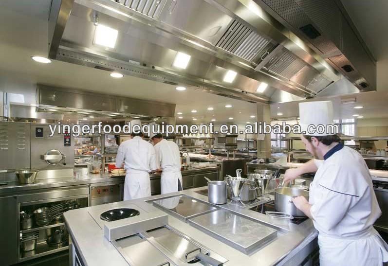 2014 new design five star hotel favoriteeuropean kitchen for 5 star kitchen designs
