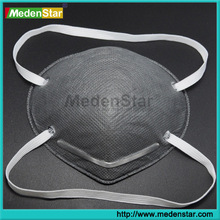 Headband Active Carbon N95 Dust Face mask MS007