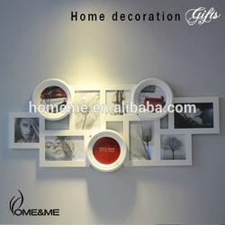 2014 New design Multi photo frame for home decor