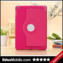 360 Degrees Rotating Leather Case Cover for ipad mini 2