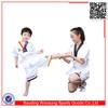 Summer taekwondo uniform for kids/martial arts uniforms