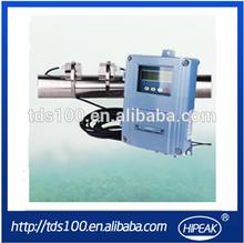 wall mounted Ultrasonic Flowmeter/ ultrasonic transducer flow meter