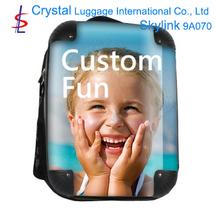 2014 100% Pure PC High Quality Fashion Design Children Rolling Luggage & Trolley PC Luggage