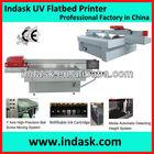 Indask F2518 large format digital uv advertising printer machine, vinyl sticker printer,metal label printing machine
