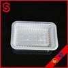 rectangular disposable PP plastic food tray
