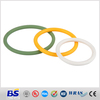EPDM NBR SILICONE FKM rubber o-rings in AS568,DIN,JIS or custom size