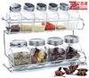 Kitchen Cabinet Storage Iron Metal stand Spice Holder