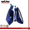 BJ-RM-029 Cheap Blue motorcycle mirrors for motorbike motorcycle ATV, street bike