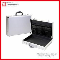 Aluminum document case ,laptop carry case ,tool case for businessmen