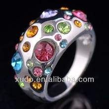 wholesale fashion latest women diamond ring