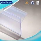 Plastic PVC Extrusion Profile