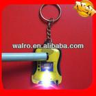 custom PVC led key chain/PVC flashing key chains/soft pvc keychain