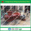 Fingers charcoal making machine with CE and ISO certification