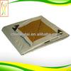 woven polyethylene fabric coated aluminum eyelets pe tarps sheets