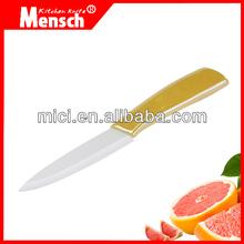 4 inch fine china ceramic knife in high quality|ceramic handle