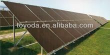 95w amorphous silicon solar panel/thin film pv panel