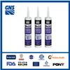 non-toxic waterproof silicone sealant aluminum