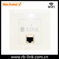 China supplier high end Atheros AR9331 AP wireless faceplate access point