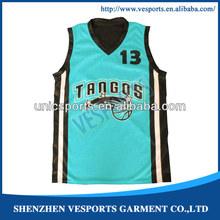 Fitness cheap basketball jersey