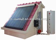 200L Split pressurized solar water heater system