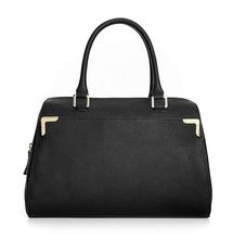 2014 New Fashion Design Genuine Saffiano Leather Lady Handbag/ Bags Woman