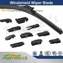 Multi-adapter wiper blade, spare part