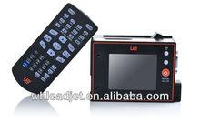U2 high definition and handjet printing machine / handheld inkjet coding printer