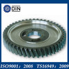 Perfect spur and helical gears for agricultural machine with durable service life