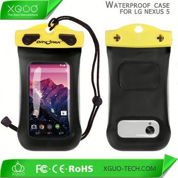new 2014 waterproof bag for phone,pvc waterproof bag