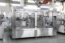automatic carbonated beverage washing, filling, sealing machine