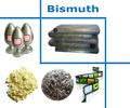 99.99%, 99.999% herstellung wismut metallbarren für halbleiter/china mineralien wismut barren