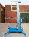 Escalera telescópica hidráulica/levantar el hombre/eléctrico de elevación escalera