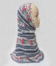 attractiv chiffon pashmina Print Floral Women scarf Shawl Wrap