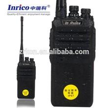 Inrico IP3588 voice scrambler underwater ip 67 walkie talkie rugged phone