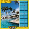 vendita calda mattonelle di mosaico per piscina progetto