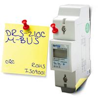 Modbus RTU protocol Single phase stop digital electric energy meter wholesale