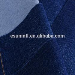 9.4 OZ 85%cotton 14%polyester 1% spandex cost of denim fabrics
