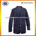 Custom slim fit camurça blazer terno para homem/terno formal alibaba atacado fornecedor