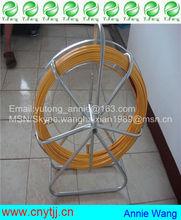 supply fiberglass snake rod