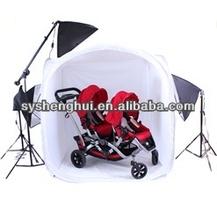 photo studio light tent kit